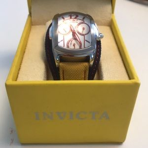 Invicta Lupah watch
